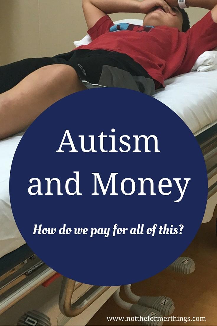 Autism and Money