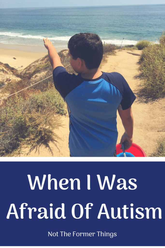 When I Was Afraid Of Autism