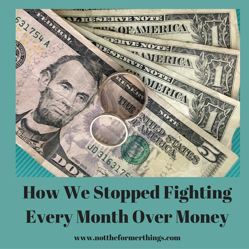 How We Stopped Fighting Every Month Over