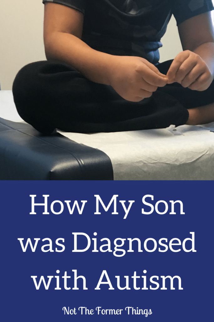 How My Son was Diagnosed With Autism #autism #autismdiagnosis #autismmom