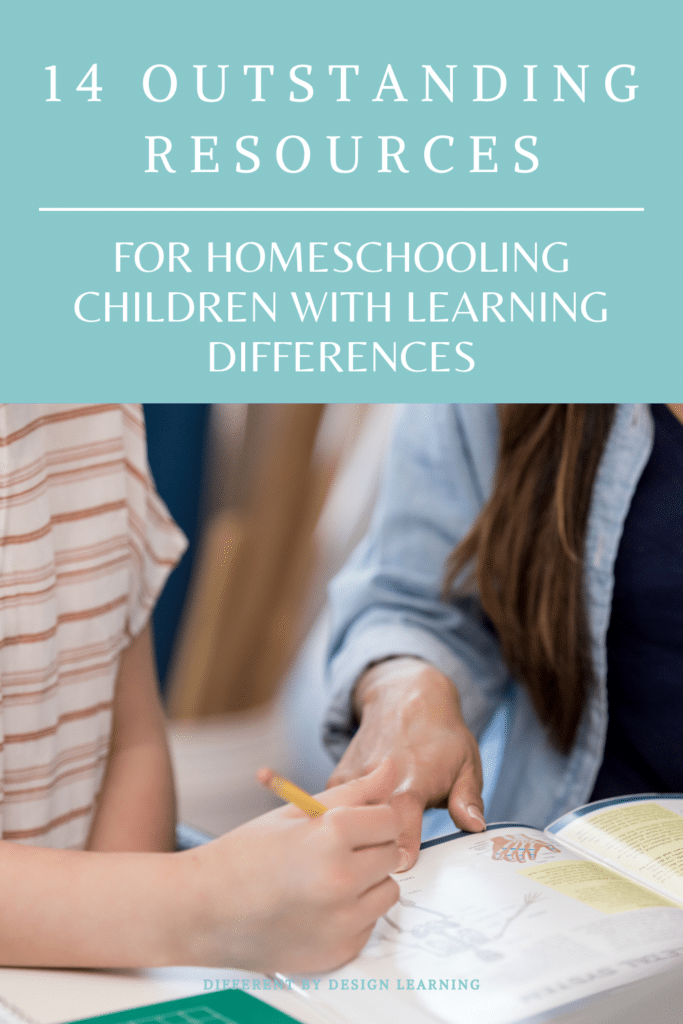 14 Outstanding Resources For Homeschooling Children With Learning Differences