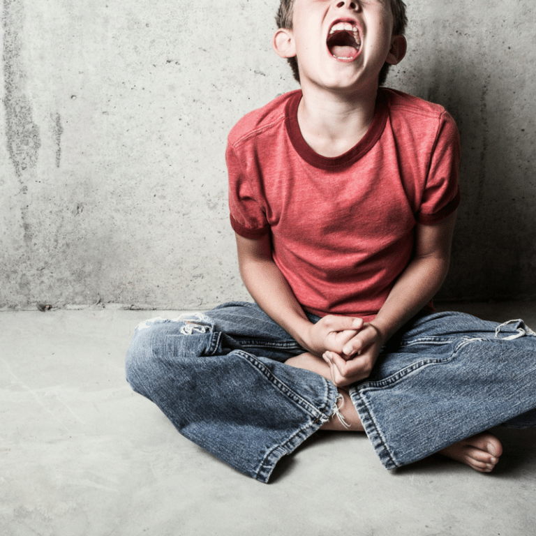 What Do I Do When My Explosive Child Loses Control?