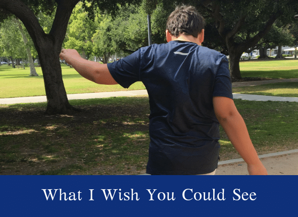 What I Wish You Could See As A Mom Of Children With Special Needs