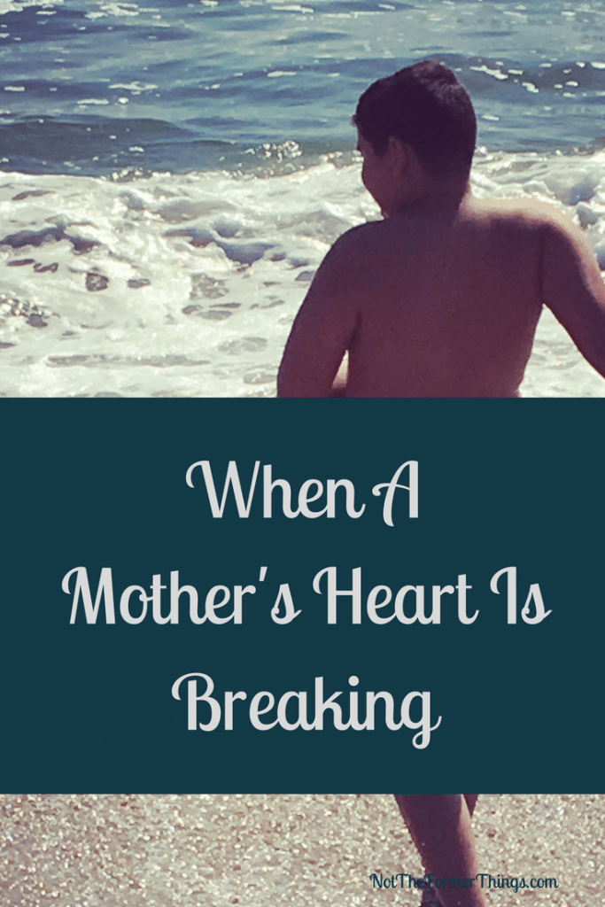 When A Mother's Heart Is Breaking - Anxiety disorder, ADHD, SPD, Autism