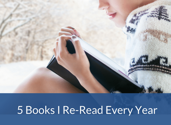 5 Books I Re-Read Every Year – motherhood, homeschooling and learning differences