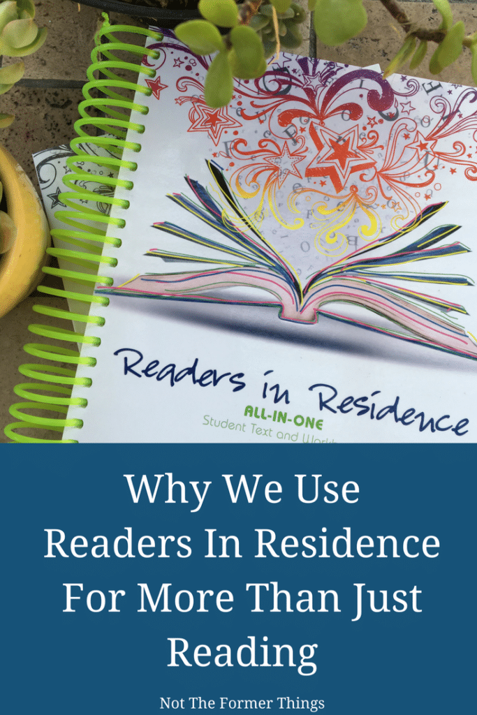 Why We Use Readers In Residence For More Than Just Reading - Language Arts, Learning Differences, Dyslexia, Social Skills