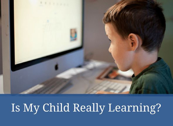 Homeschool Mom Q&A – Is My Child Really Learning?