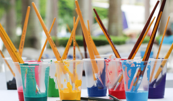 Easy Hands-On Learning: 5 Tips For The Mom Who Doesn't Do Crafts