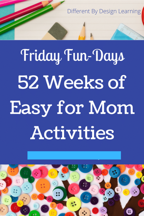 easy for mom activities