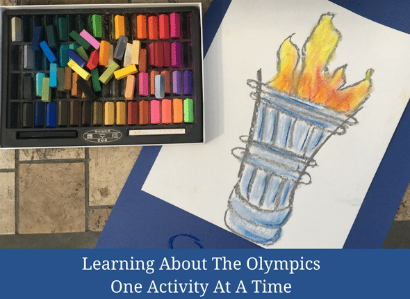 Learning About The Olympics – One Activity At A Time