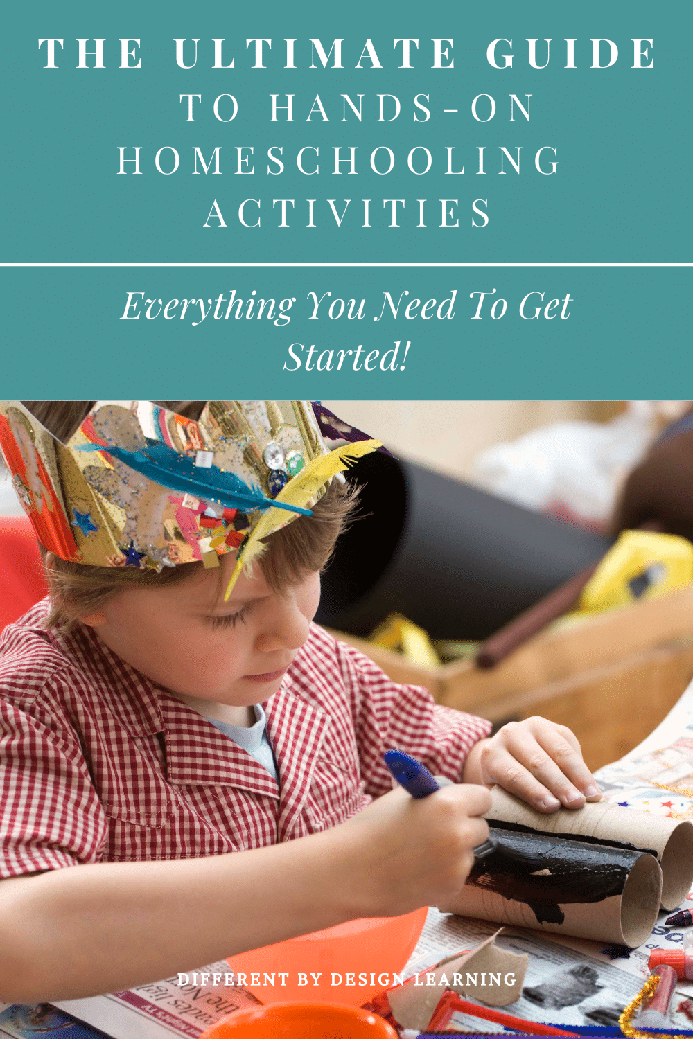 The Ultimate Guide To Hands-On Homeschooling Activities