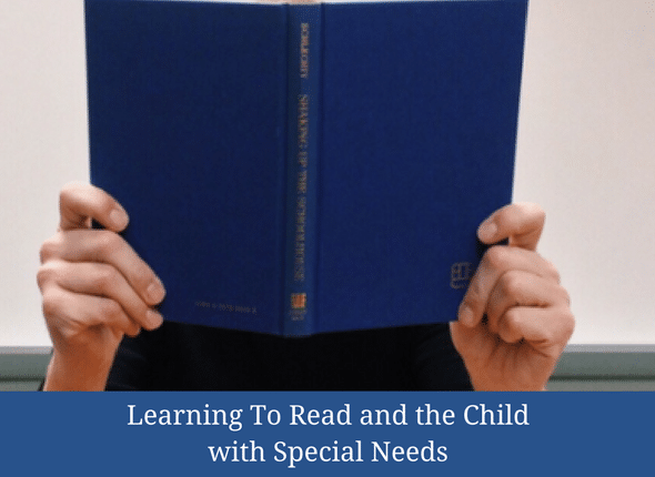 Learning To Read With Special Needs