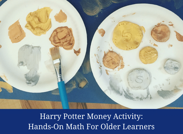 Harry Potter Money Activity: Hands-On Math For Older Learners