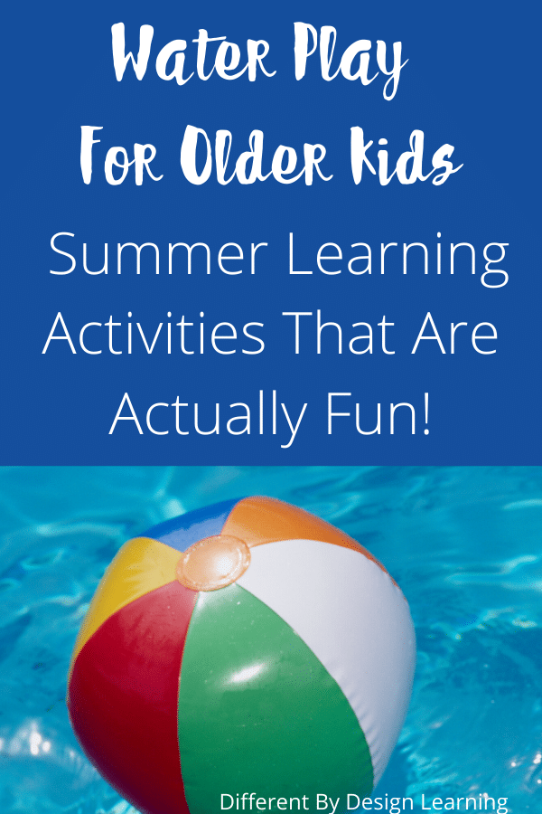 summer learning activities that are fun