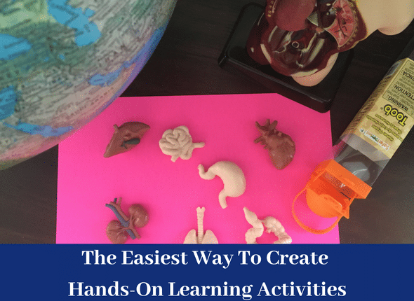 The Easiest Way To Create Hands-On Learning Activities