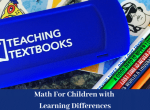 Math For Children With Learning Differences Not The Former Things, Shawna Wingert