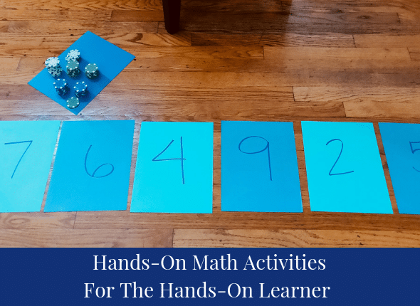 Hands-On Math Activities For The Hands-On Learner