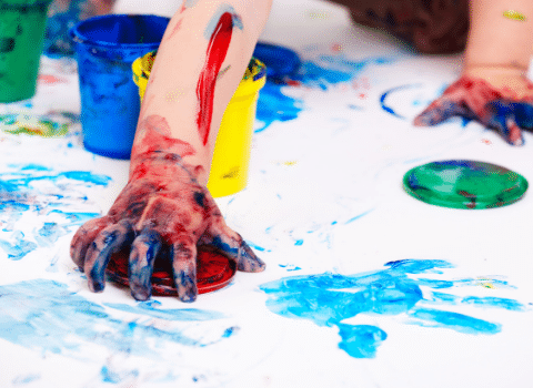 25 Ideas For Occupational Therapy At Home (sensory, fine and gross motor activities)