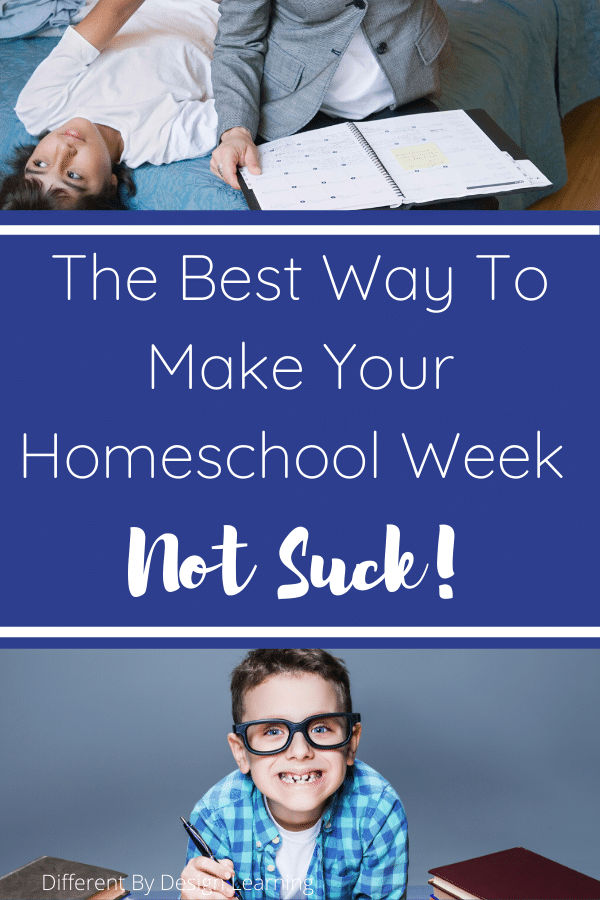 better homeschool week