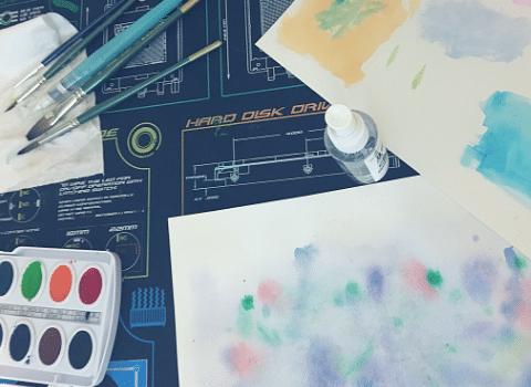 Homeschooling High School: Art Lessons For Teens and Tweens, Sparketh Art