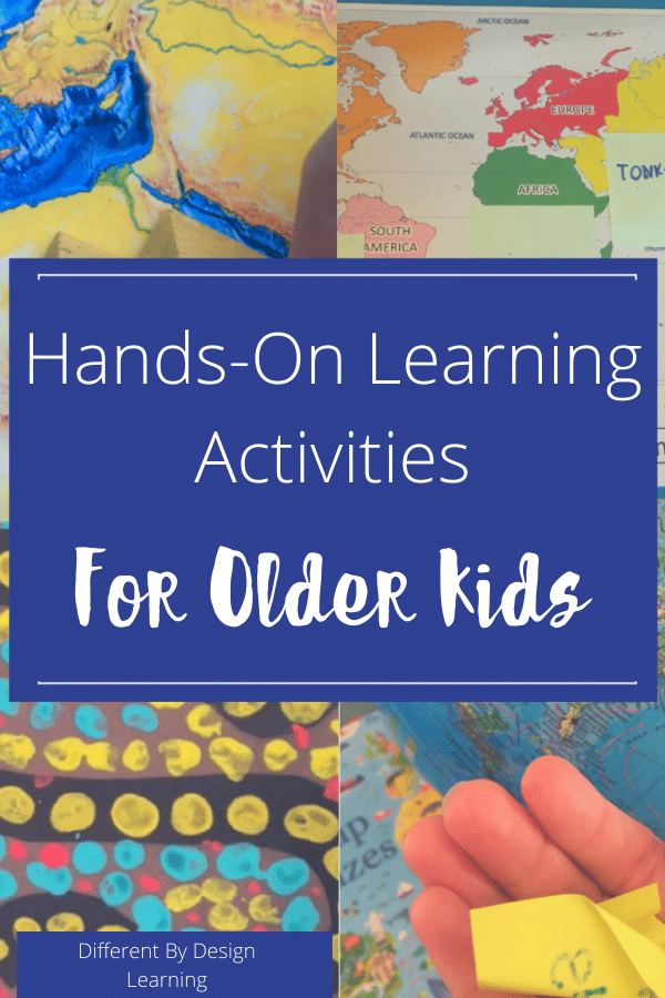 Hands-On Learning Activities For Older Kids