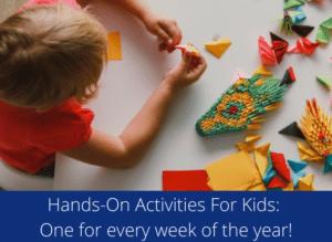 hands-on activities for kids