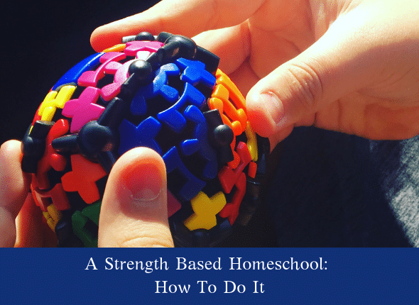 A Strength Based Homeschool: How To Do It