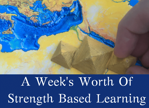 Strength Based Homeschooling