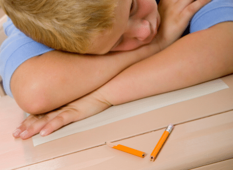 Yes, It's Stressful To Homeschool My Child With Special Needs