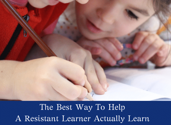The Best Way To Help A Resistant Learner Actually Learn