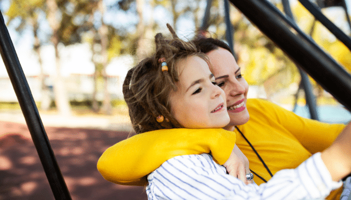 For The Mom Who Feels Like She's Lost Control Of Her Child