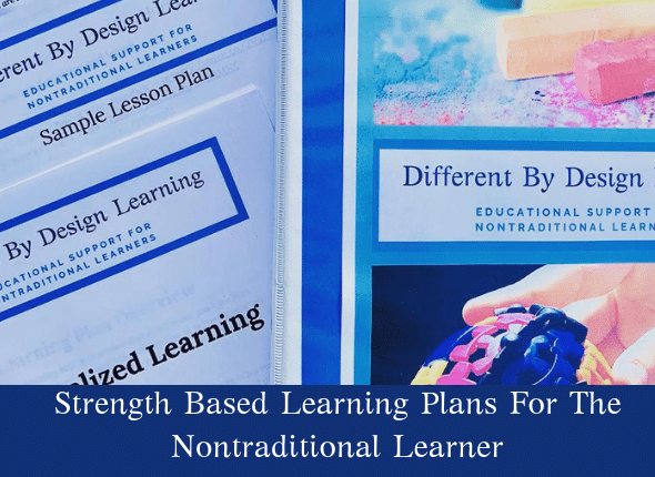 Introducing Different By Design Learning