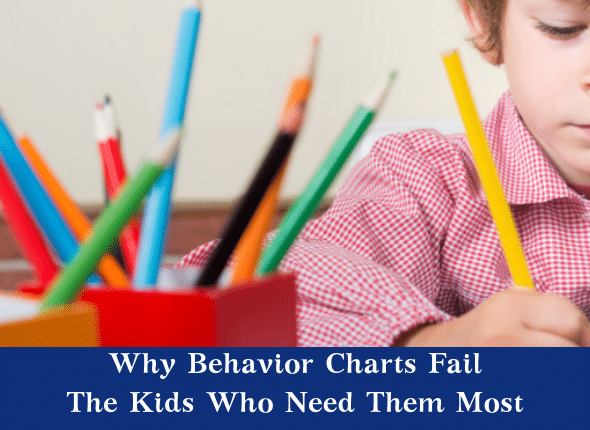 Why Behavior Charts Fail The Kids Who Need Them Most