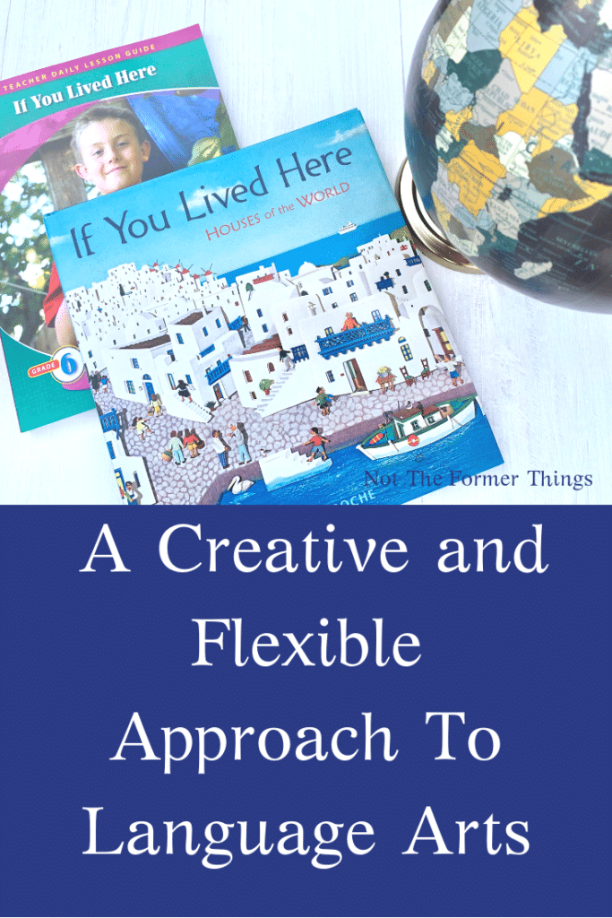 A Creative and Flexible Approach To Language Arts
