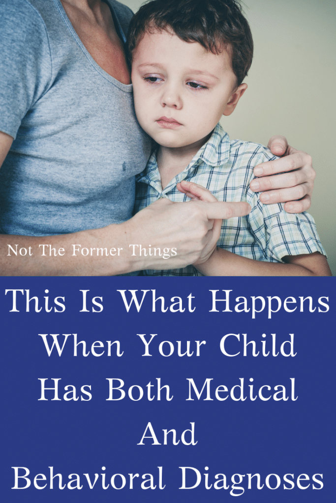 This Is What Happens When Your Child Has Both Medical And Behavioral Health Diagnoses