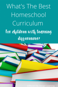 the best curriculum for children with learning differences