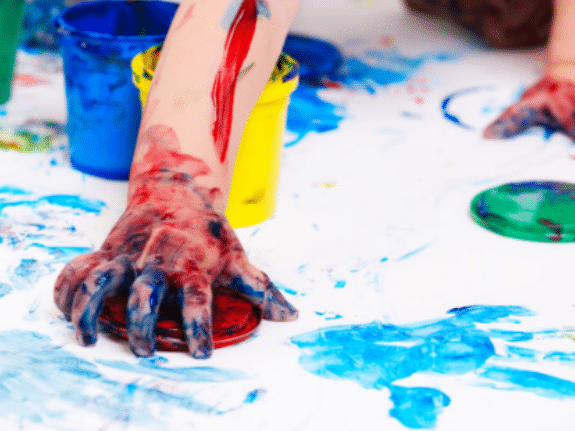 Why Art Is So Helpful For Children With Anxiety