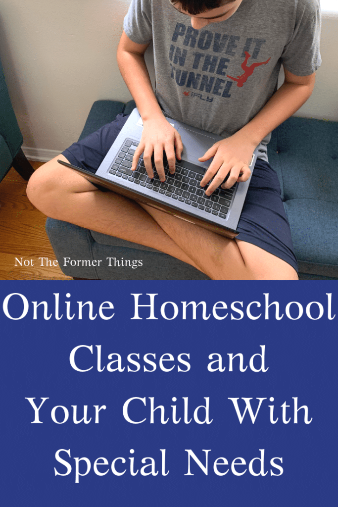 Online Homeschool Classes and Your Child With Special Needs
