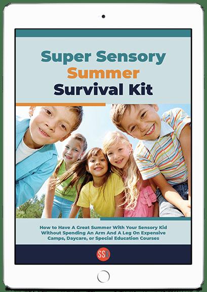 summer sensory guide