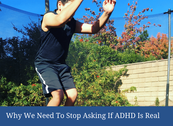 Why We Need To Stop Asking If ADHD Is Real