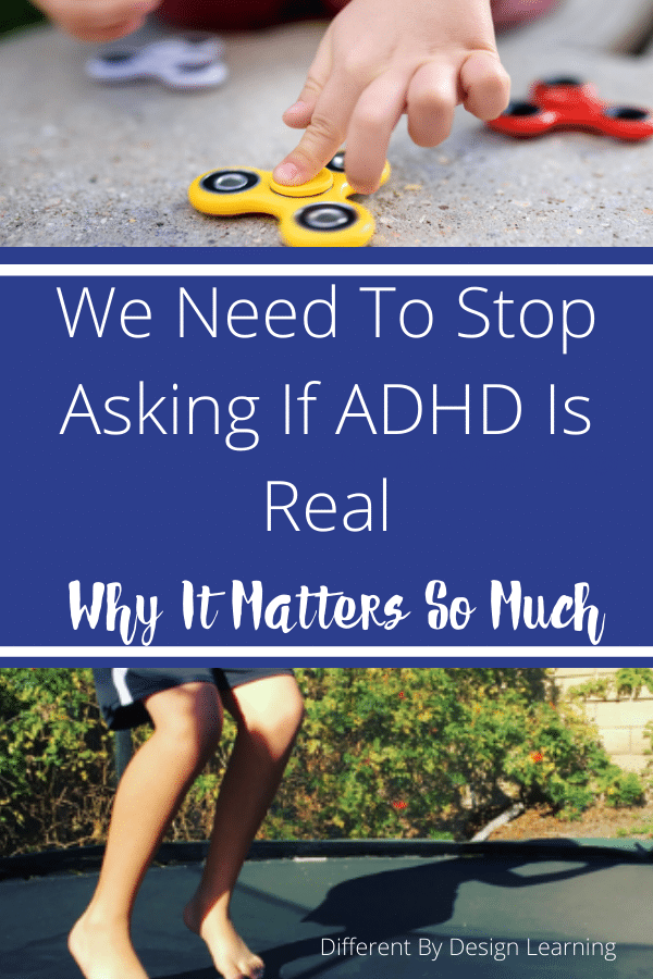 asking if adhd is real