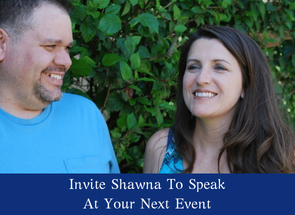 Invite Shawna Wingert To Speak At Your Next Event