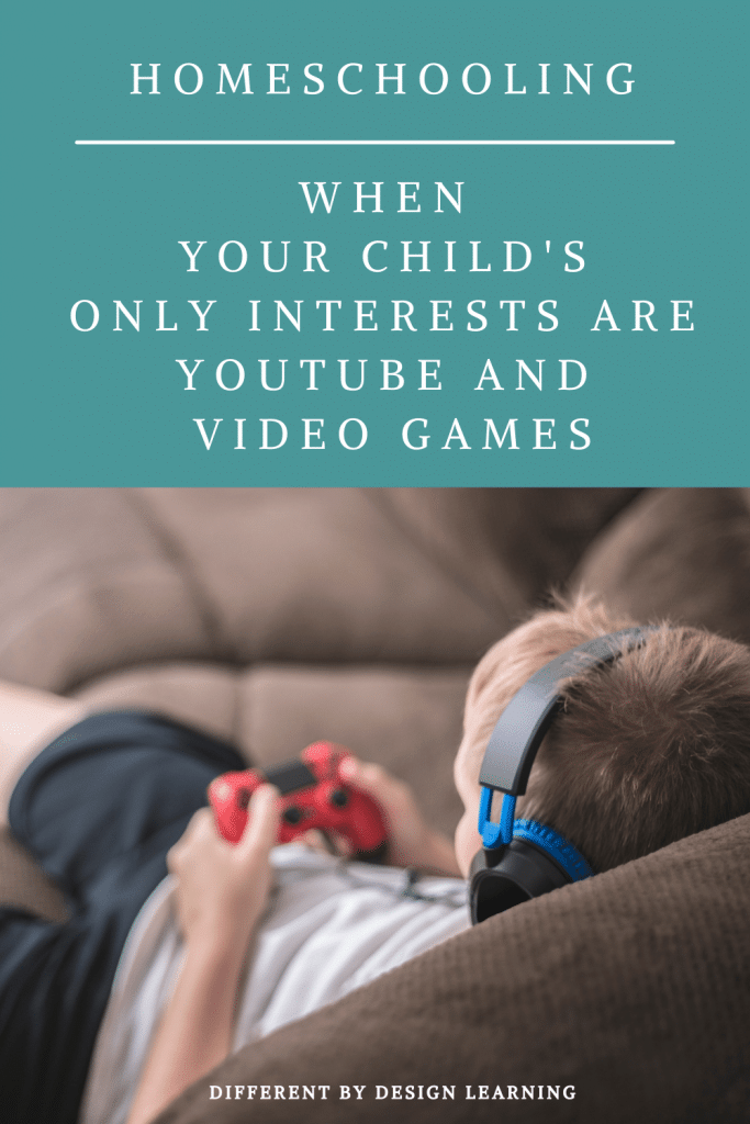 homeschooling and video games