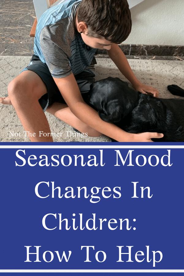 Seasonal Mood Changes In Children: How To Help