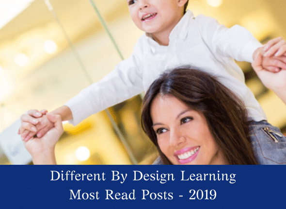 Different By Design Learning Most Read Posts – 2019