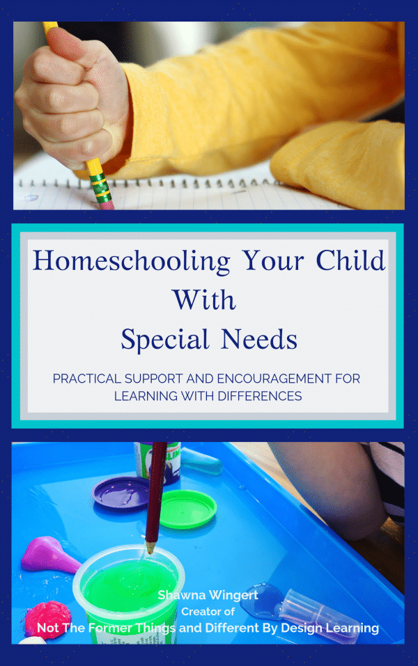 I Have No Idea How To Homeschool My Child With Special Needs