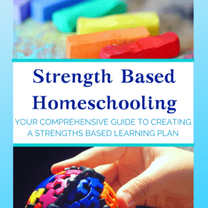 strength based learning