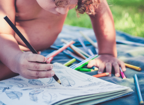 Homeschooling A Kindergartner