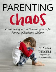 Parenting an explosive child