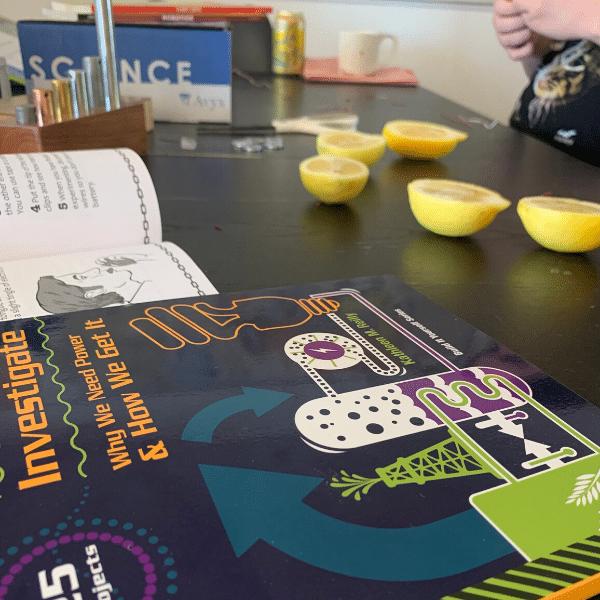 Homeschool Science Curriculum For Hands-On Activities